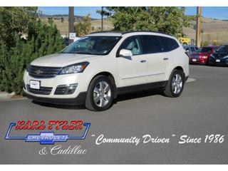 2014 Chevrolet Traverse SUV for sale in Missoula for $41,995 with 13,095 miles.