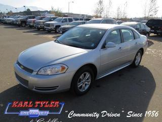 2013 Chevrolet Impala Sedan for sale in Missoula for $14,995 with 25,752 miles.