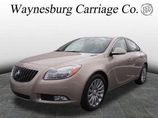 2012 Buick Regal Sedan for sale in Waynesburg for $16,900 with 24,693 miles.