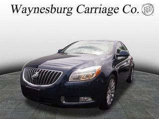2011 Buick Regal Sedan for sale in Waynesburg for $15,900 with 12,095 miles.