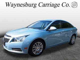 2012 Chevrolet Cruze Sedan for sale in Waynesburg for $11,900 with 21,270 miles.