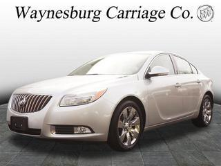 2012 Buick Regal Sedan for sale in Waynesburg for $16,900 with 18,724 miles.
