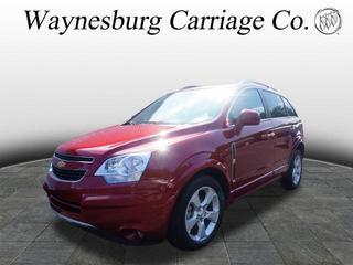 2014 Chevrolet Captiva Sport SUV for sale in Waynesburg for $18,500 with 25,633 miles.
