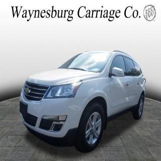 2014 Chevrolet Traverse SUV for sale in Waynesburg for $27,900 with 17,728 miles.