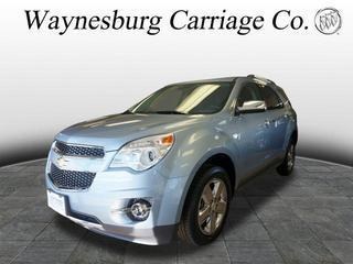 2014 Chevrolet Equinox SUV for sale in Waynesburg for $27,900 with 23,560 miles.