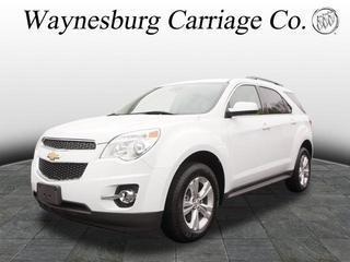 2014 Chevrolet Equinox SUV for sale in Waynesburg for $24,500 with 10,346 miles.
