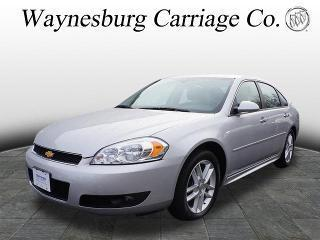 2014 Chevrolet Impala Limited Sedan for sale in Waynesburg for $17,500 with 16,924 miles