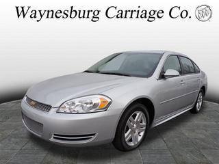 2014 Chevrolet Impala Limited Sedan for sale in Waynesburg for $15,200 with 15,661 miles.