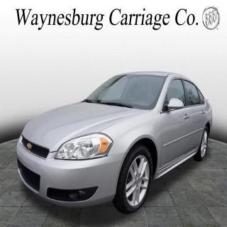 2014 Chevrolet Impala Limited Sedan for sale in Waynesburg for $17,900 with 10,428 miles.