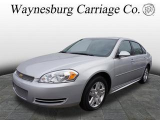 2013 Chevrolet Impala Sedan for sale in Waynesburg for $13,900 with 22,228 miles
