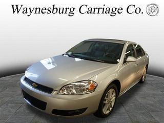 2014 Chevrolet Impala Limited Sedan for sale in Waynesburg for $17,900 with 12,107 miles