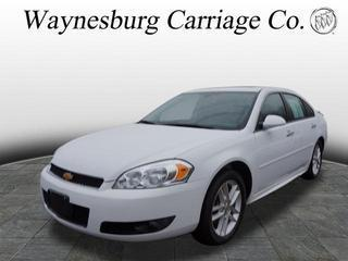 2014 Chevrolet Impala Limited Sedan for sale in Waynesburg for $18,500 with 10,463 miles
