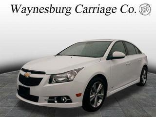 2014 Chevrolet Cruze Sedan for sale in Waynesburg for $16,900 with 16,364 miles