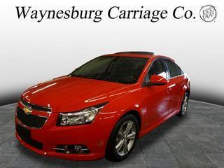 2014 Chevrolet Cruze Sedan for sale in Waynesburg for $16,900 with 16,002 miles