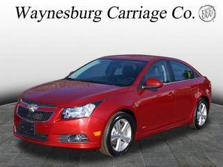 2014 Chevrolet Cruze Sedan for sale in Waynesburg for $16,900 with 12,269 miles