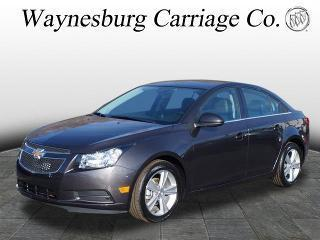 2014 Chevrolet Cruze Sedan for sale in Waynesburg for $16,900 with 13,645 miles
