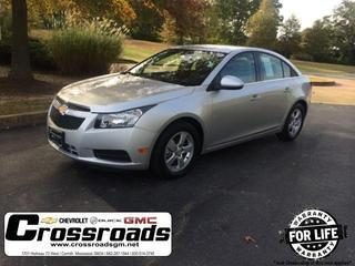 2014 Chevrolet Cruze Sedan for sale in Corinth for $19,990 with 11,534 miles