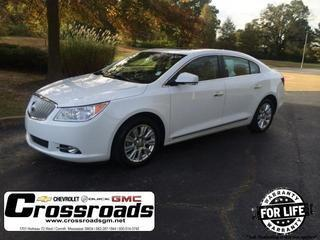 2012 Buick LaCrosse Sedan for sale in Corinth for $25,990 with 13,307 miles.