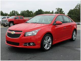 2014 Chevrolet Cruze Sedan for sale in Ahoskie for $21,495 with 18,597 miles.