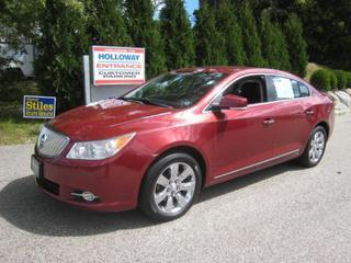 2010 Buick LaCrosse Sedan for sale in PORTSMOUTH for $17,995 with 63,314 miles.