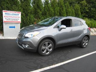 2013 Buick Encore SUV for sale in PORTSMOUTH for $23,980 with 25,698 miles.