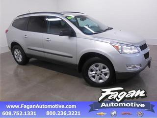 2012 Chevrolet Traverse SUV for sale in Janesville for $21,475 with 29,702 miles.
