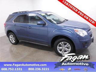 2012 Chevrolet Equinox SUV for sale in Janesville for $18,300 with 47,615 miles.