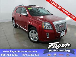 2014 GMC Terrain SUV for sale in Janesville for $37,000 with 6,899 miles.