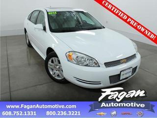 2014 Chevrolet Impala Limited Sedan for sale in Janesville for $19,475 with 15,981 miles.