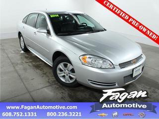 2014 Chevrolet Impala Limited Sedan for sale in Janesville for $17,575 with 19,035 miles