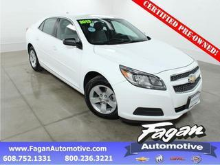 2013 Chevrolet Malibu Sedan for sale in Janesville for $17,500 with 26,653 miles