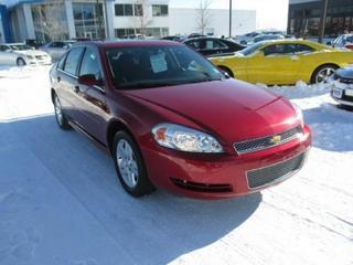 2014 Chevrolet Impala Limited Sedan for sale in Billings for $16,080 with 13,742 miles