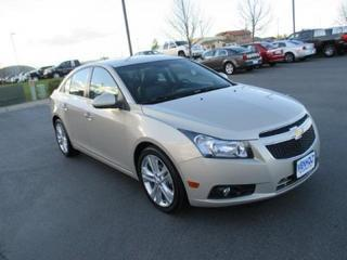 2012 Chevrolet Cruze Sedan for sale in Billings for $14,900 with 65,564 miles.