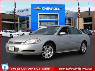 2014 Chevrolet Impala Limited Sedan for sale in Stillwater for $15,900 with 20,112 miles.