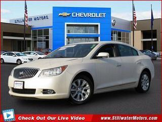 2013 Buick LaCrosse Sedan for sale in Stillwater for $24,900 with 10,370 miles.
