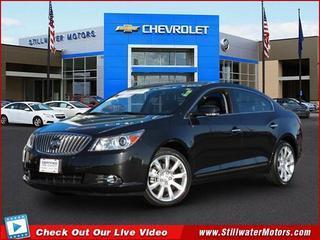 2013 Buick LaCrosse Sedan for sale in Stillwater for $29,900 with 2,963 miles.