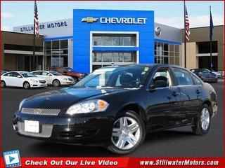 2014 Chevrolet Impala Limited Sedan for sale in Stillwater for $15,900 with 10,239 miles.