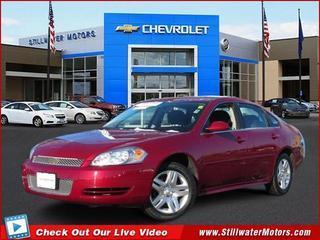 2014 Chevrolet Impala Limited Sedan for sale in Stillwater for $15,900 with 20,727 miles.