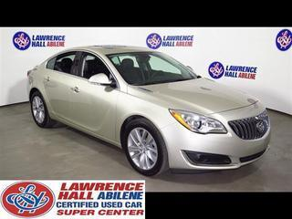 2014 Buick Regal Sedan for sale in Abilene for $25,995 with 16,559 miles.