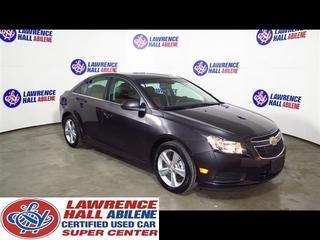2014 Chevrolet Cruze Sedan for sale in Abilene for $16,995 with 15,127 miles.