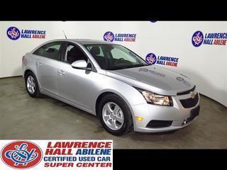 2014 Chevrolet Cruze Sedan for sale in Abilene for $16,495 with 14,558 miles