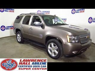 2012 Chevrolet Tahoe SUV for sale in Abilene for $28,995 with 50,349 miles.