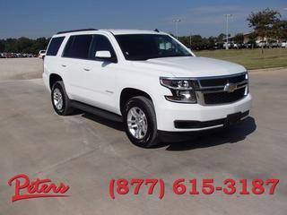 2015 Chevrolet Tahoe SUV for sale in Longview for $53,995 with 19,913 miles.