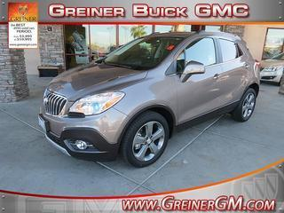2013 Buick Encore SUV for sale in Victorville for $22,993 with 22,473 miles.