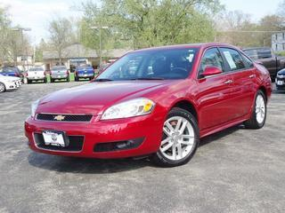 2014 Chevrolet Impala Limited Sedan for sale in Elburn for $19,995 with 22,513 miles