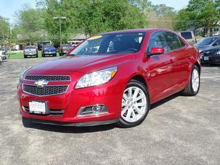 2013 Chevrolet Malibu Sedan for sale in Elburn for $17,995 with 21,880 miles
