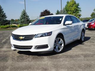 2014 Chevrolet Impala Sedan for sale in Elburn for $23,995 with 18,223 miles