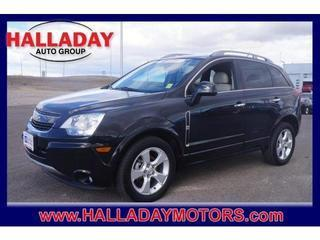 2013 Chevrolet Captiva Sport SUV for sale in Cheyenne for $21,995 with 32,106 miles
