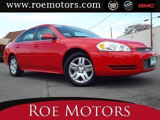 2013 Chevrolet Impala Sedan for sale in Grants Pass for $13,795 with 28,749 miles