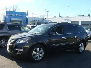 2014 Chevrolet Traverse SUV for sale in East Rutherford for $35,988 with 12,675 miles.